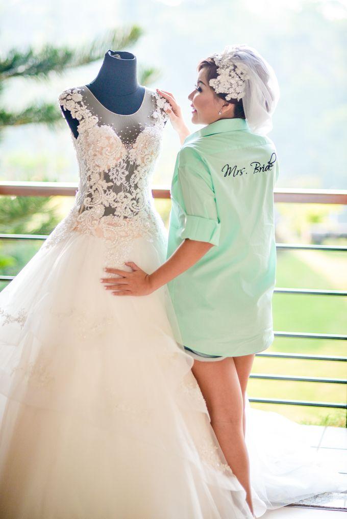 The Wedding Ghany & Fiona by Lina Gunawan MakeUpArtist - 006