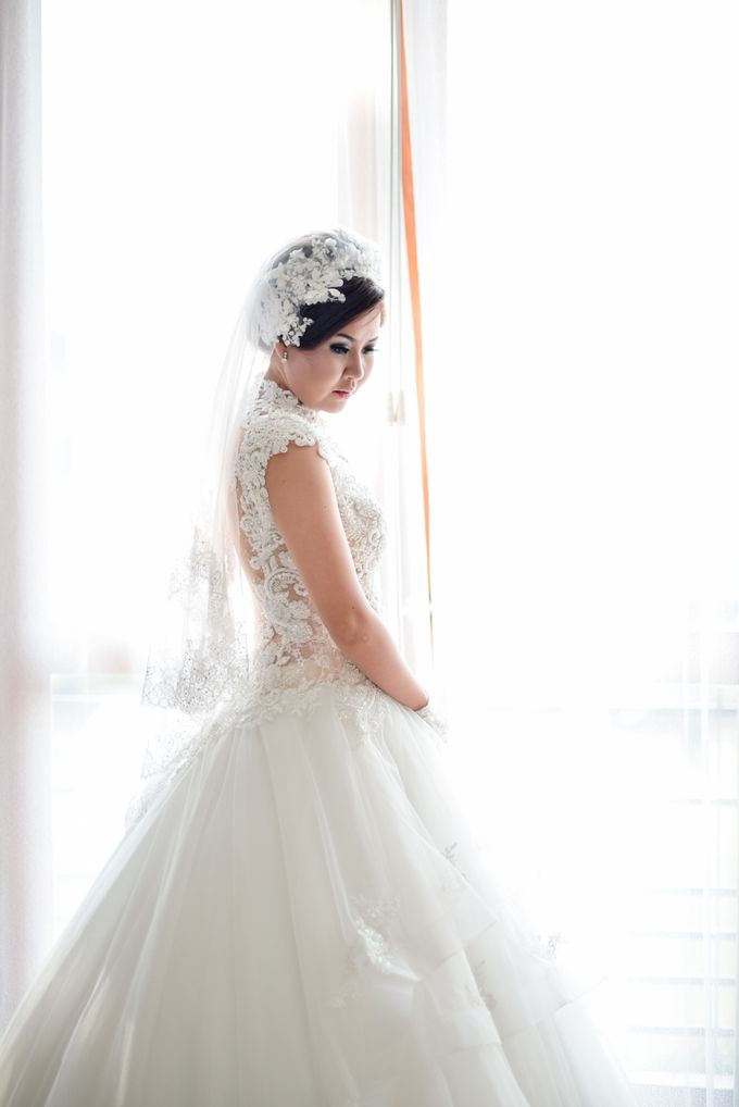 The Wedding Ghany & Fiona by Lina Gunawan MakeUpArtist - 009