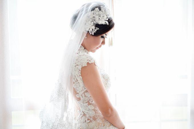 The Wedding Ghany & Fiona by Lina Gunawan MakeUpArtist - 010