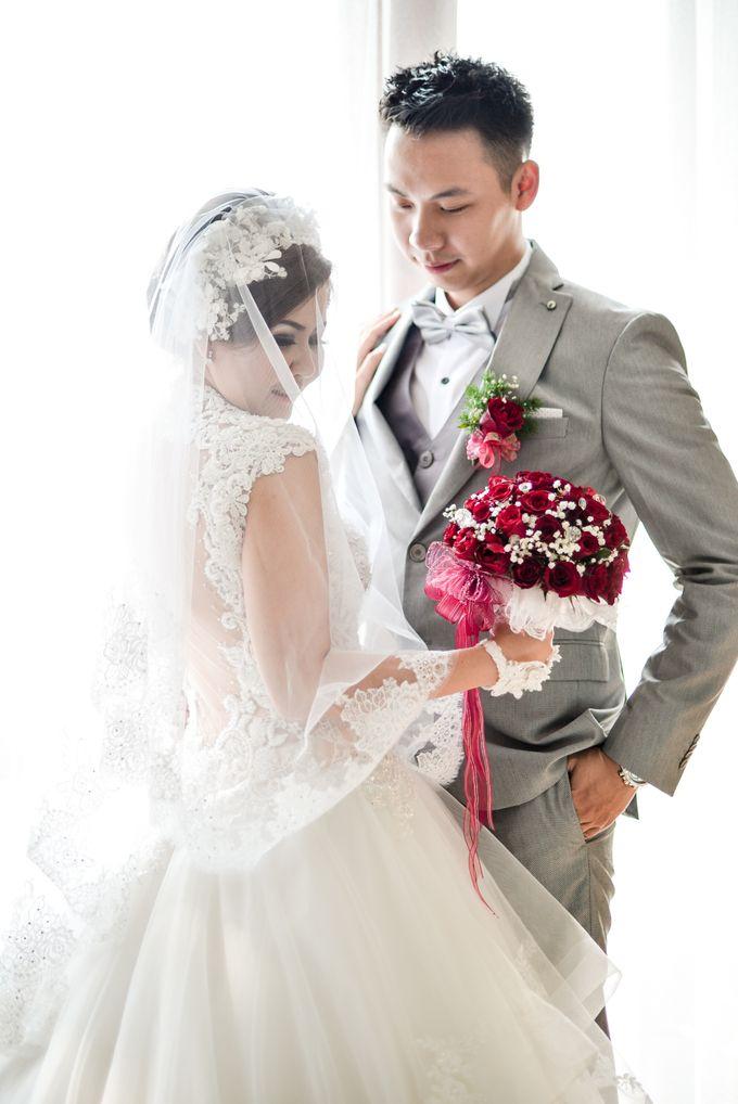 The Wedding Ghany & Fiona by Lina Gunawan MakeUpArtist - 015