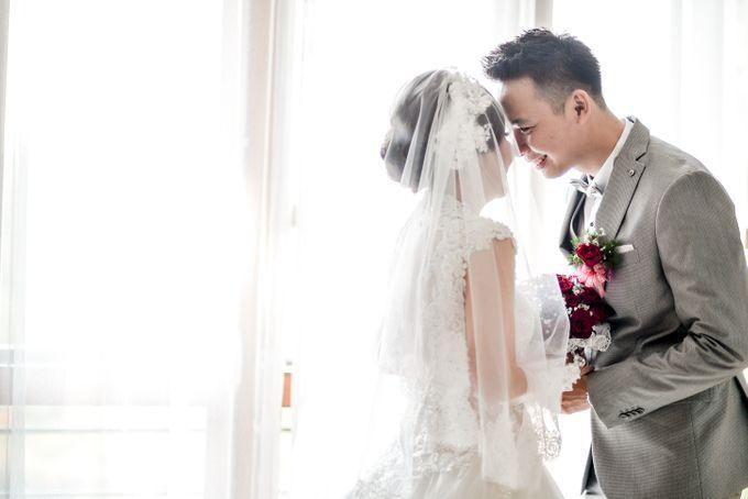 The Wedding Ghany & Fiona by Lina Gunawan MakeUpArtist - 018