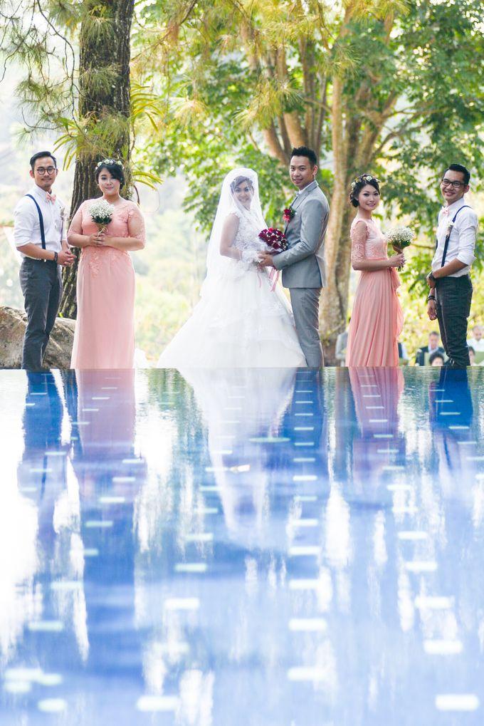 The Wedding Ghany & Fiona by Lina Gunawan MakeUpArtist - 020