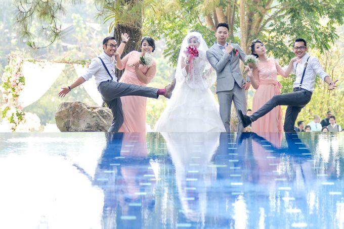The Wedding Ghany & Fiona by Lina Gunawan MakeUpArtist - 021