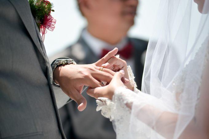 The Wedding Ghany & Fiona by Lina Gunawan MakeUpArtist - 023
