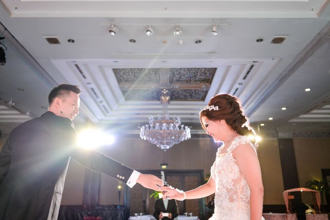The Wedding Ghany & Fiona by Lina Gunawan MakeUpArtist - 025