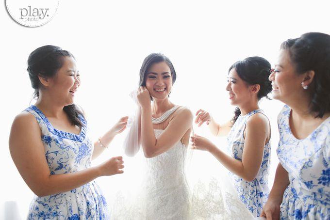 Boy & Selvy Wedding by Cynthia Kusuma - 002