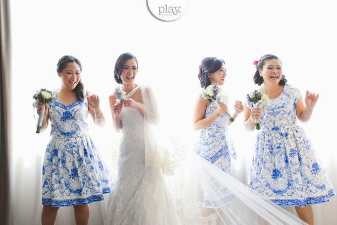 Boy & Selvy Wedding by Cynthia Kusuma - 003