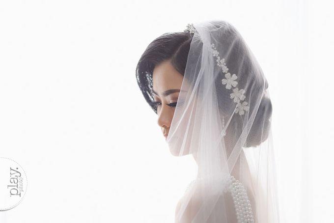 Boy & Selvy Wedding by Cynthia Kusuma - 008
