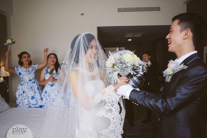 Boy & Selvy Wedding by Cynthia Kusuma - 010