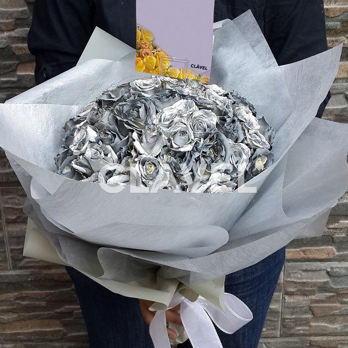 Silver Wedding Anniversary By Clavel Bridestory Com