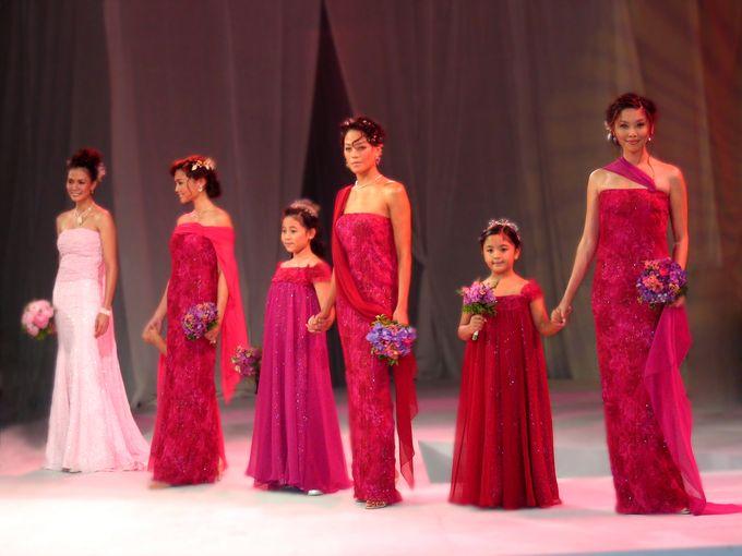 Delby Bragais Fashion Show - Bridal Entourage by Delby Bragais Bridal - 003