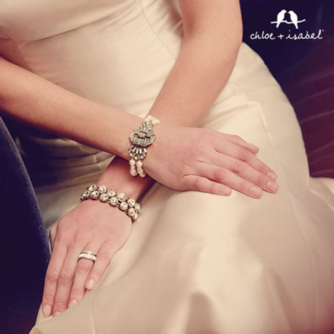 Jewelry on Brides by C & I by Luxe Line - 001