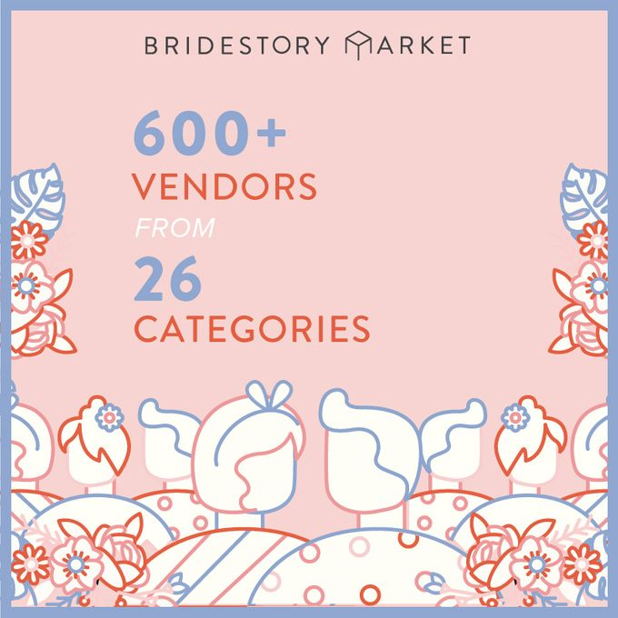 We will be there on Bridestory Market by Evlin Decoration - 003