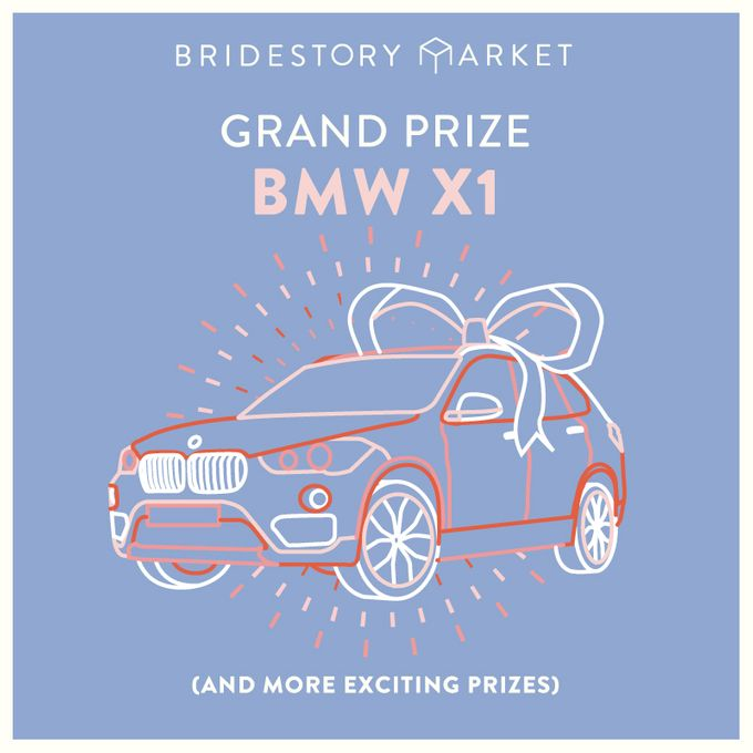 We will be there on Bridestory Market by Evlin Decoration - 004