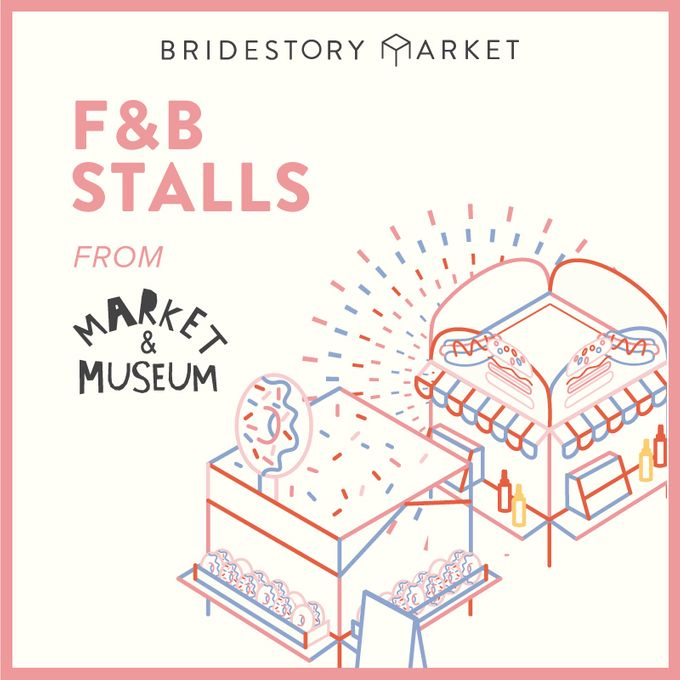 We will be there on Bridestory Market by Evlin Decoration - 005