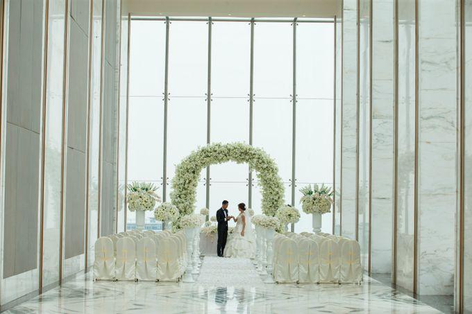 Wedding Venues at InterContinental Bandung Dago Pakar by InterContinental Bandung Dago Pakar - 010