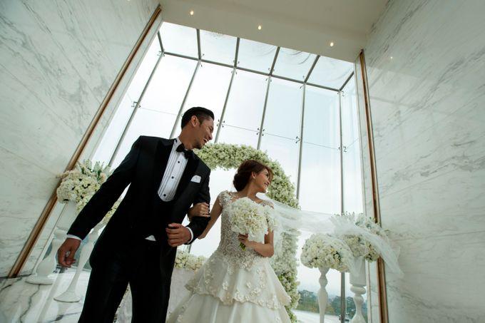 Wedding Venues at InterContinental Bandung Dago Pakar by InterContinental Bandung Dago Pakar - 011