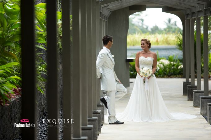 Exquise Gowns for Padma Ubud by Exquise Gowns - 002