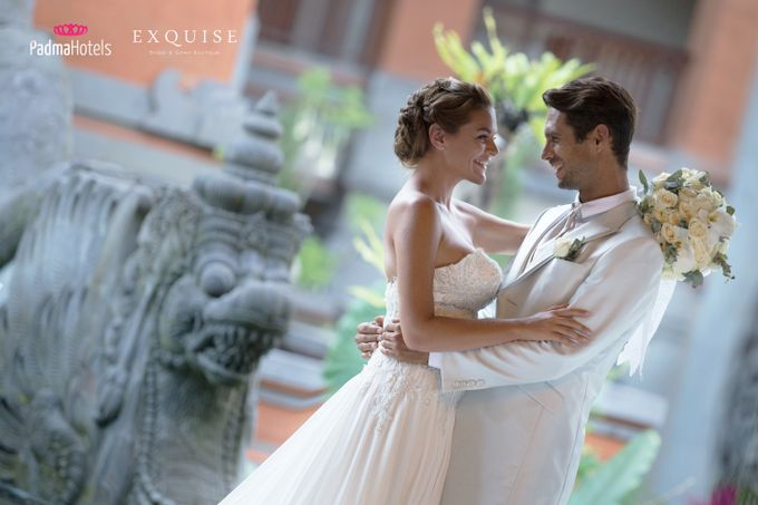 Exquise Gowns for Padma Ubud by Exquise Gowns - 004