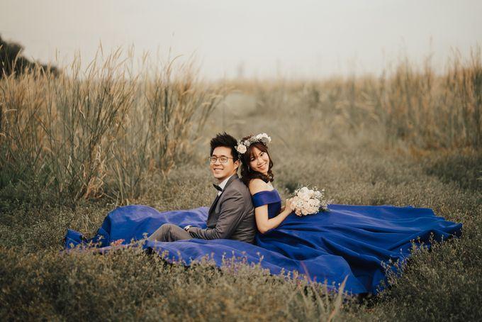 Brandon & Serene Pre-Wedding by Susan Beauty Artistry - 011