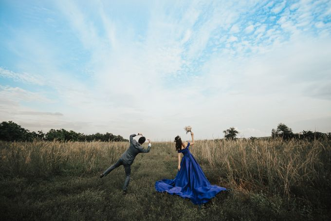 Brandon & Serene Pre-Wedding by Susan Beauty Artistry - 012