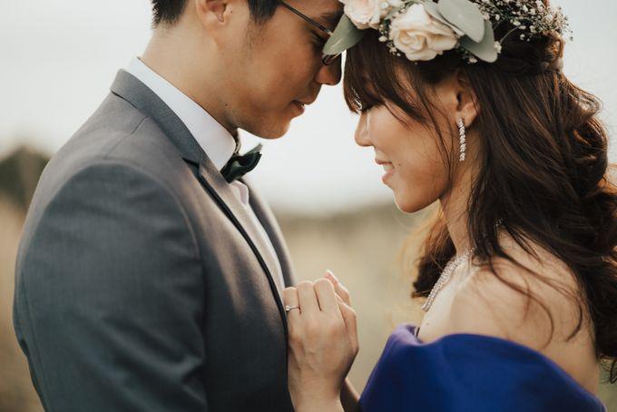 Brandon & Serene Pre-Wedding by Susan Beauty Artistry - 014