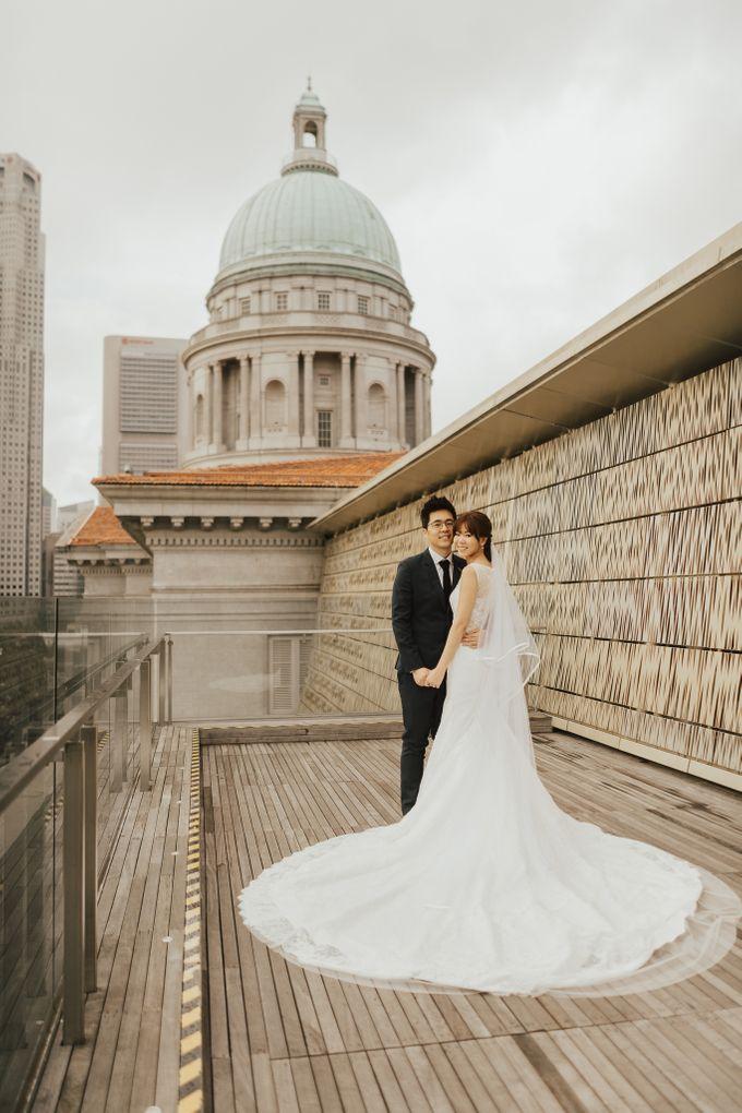 Brandon & Serene Pre-Wedding by Susan Beauty Artistry - 004