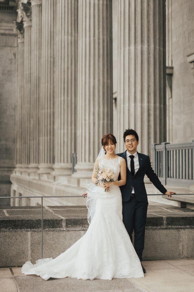 Brandon & Serene Pre-Wedding by Susan Beauty Artistry - 005