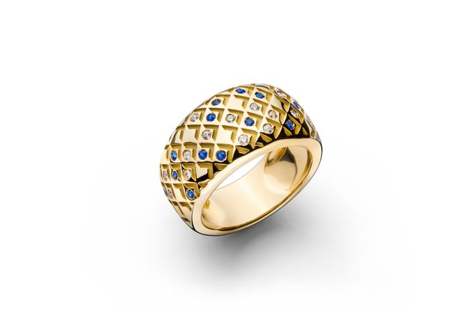 Salome rings by Mauboussin by MAUBOUSSIN - 006