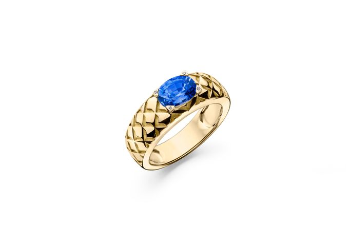 Salome rings by Mauboussin by MAUBOUSSIN - 001
