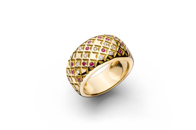 Salome rings by Mauboussin by MAUBOUSSIN - 004