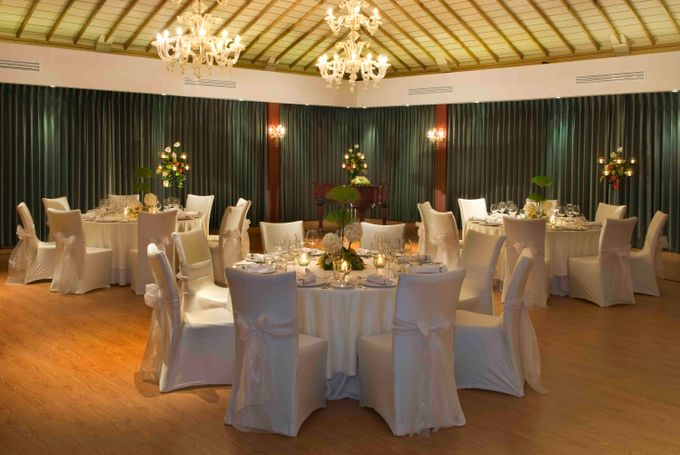 Wedding Reception by The Laguna Resort and Spa, A Luxury Collection - 006