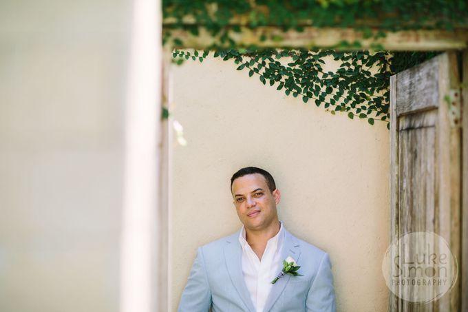 Destination Wedding Photography of Jess and Lee by Luke Simon Photography - 009