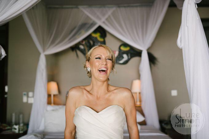 Destination Wedding Photography of Jess and Lee by Luke Simon Photography - 011