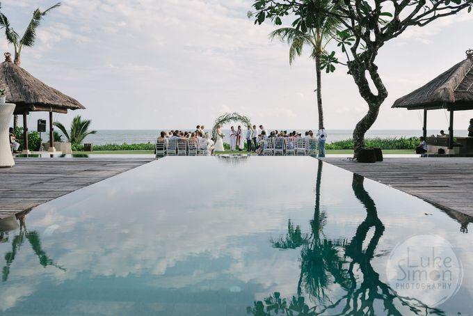 Destination Wedding Photography of Jess and Lee by Luke Simon Photography - 012