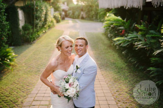 Destination Wedding Photography of Jess and Lee by Luke Simon Photography - 015