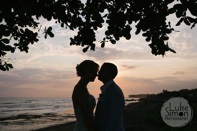 Destination Wedding Photography of Jess and Lee by Luke Simon Photography - 017