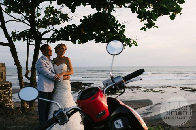 Destination Wedding Photography of Jess and Lee by Luke Simon Photography - 018