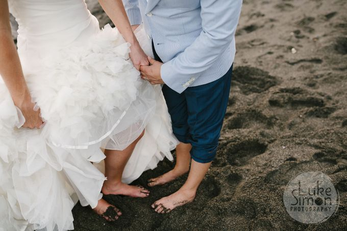 Destination Wedding Photography of Jess and Lee by Luke Simon Photography - 020