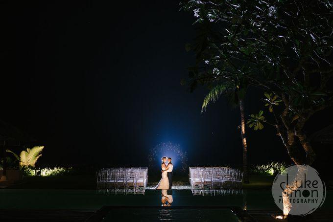 Destination Wedding Photography of Jess and Lee by Luke Simon Photography - 021