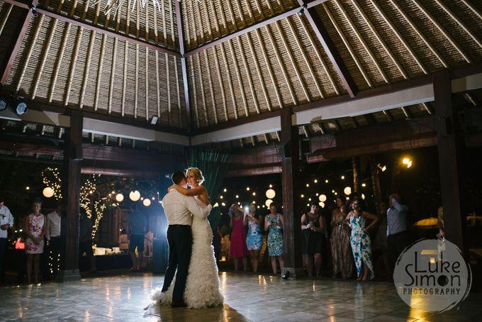 Destination Wedding Photography of Jess and Lee by Luke Simon Photography - 024