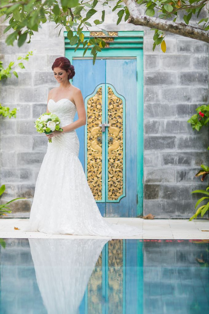 Kim & Robert Wedding 01 May 2016 by The Westin Resort Nusa Dua, Bali - 003