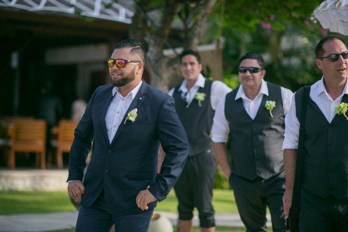 Kim & Robert Wedding 01 May 2016 by The Westin Resort Nusa Dua, Bali - 004