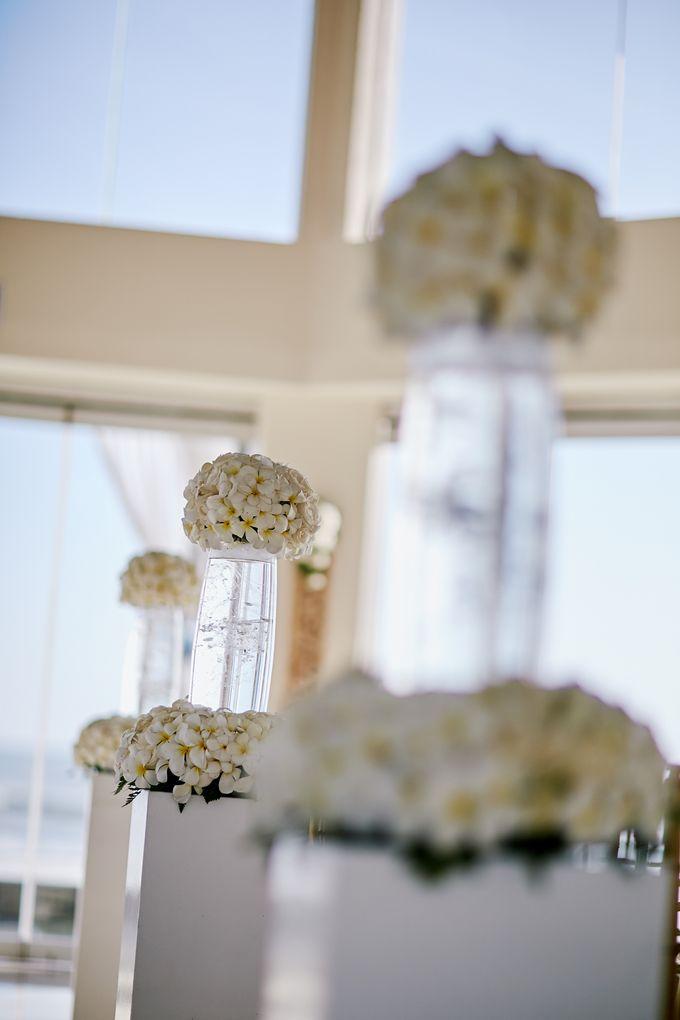 Kiarni & James Wedding by The Seminyak Beach Resort & Spa - 003
