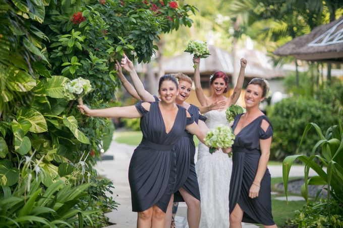 Kim & Robert Wedding 01 May 2016 by The Westin Resort Nusa Dua, Bali - 006
