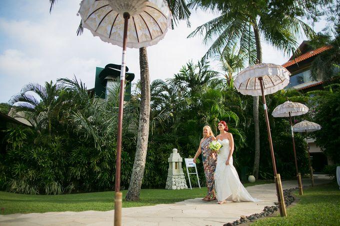 Kim & Robert Wedding 01 May 2016 by The Westin Resort Nusa Dua, Bali - 007