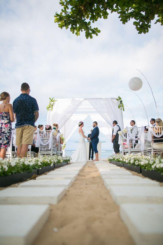 Kim & Robert Wedding 01 May 2016 by The Westin Resort Nusa Dua, Bali - 008