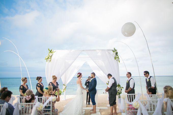 Kim & Robert Wedding 01 May 2016 by The Westin Resort Nusa Dua, Bali - 009