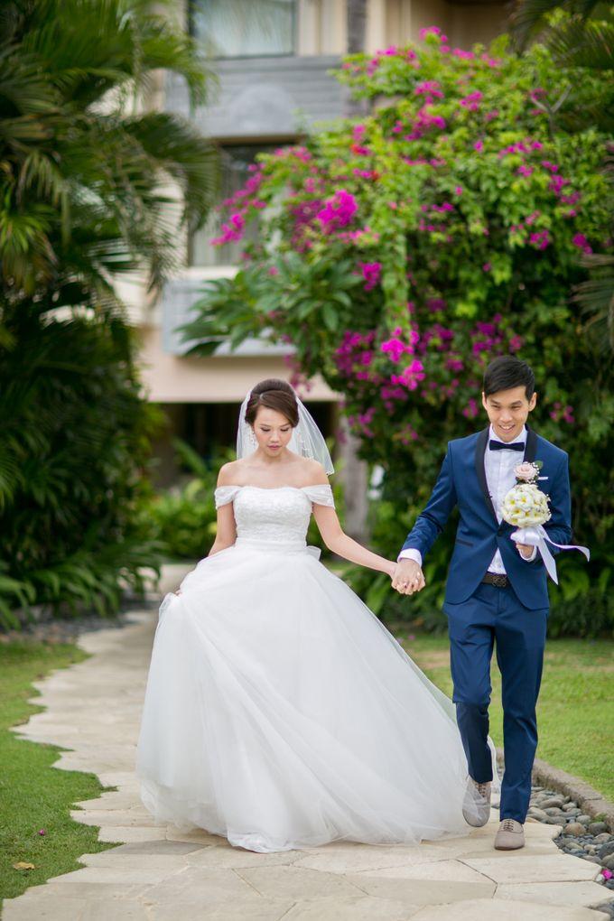 Westin Bali Wedding by The Westin Resort Nusa Dua, Bali - 002