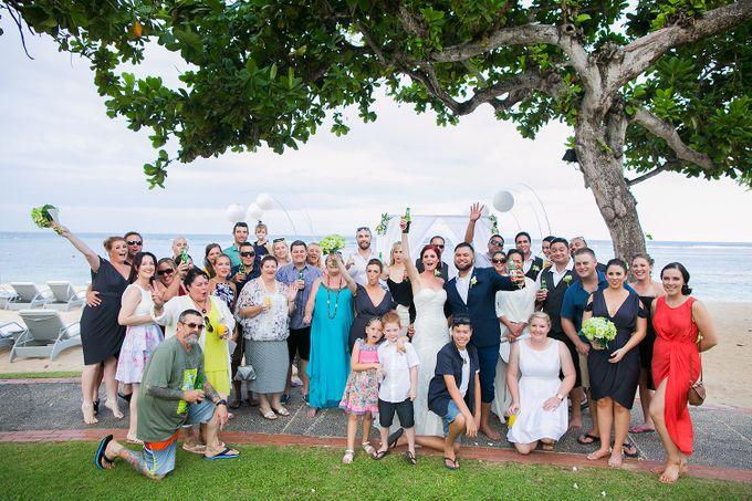 Kim & Robert Wedding 01 May 2016 by The Westin Resort Nusa Dua, Bali - 010